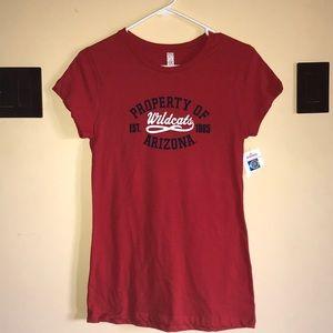 Tops - U of A t-shirt